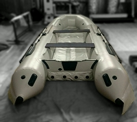 Лодка ПВХ ЕРМАК-380  под аэроустановку