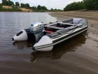 Лодка ПВХ РОБИНЗОН 400 МАКС